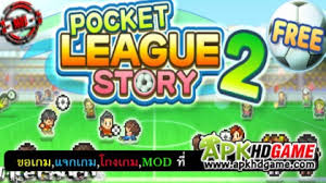 pocket league story 1 apk mod