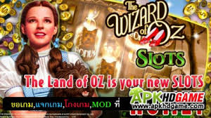 Wizard of Oz Free Slots Casino Mod Unlimited Money apk โกงเงิน Offline Hack เกมส์ใหม่ๆ