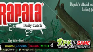 Rapala Fishing – Daily Catch – VER. 1.2.3 Unlimited Silver/Gold|MOD apk โกงเงิน Offline Hack เกมส์ใหม่ๆ