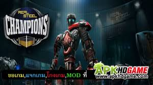hack real steel champions android