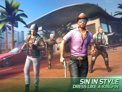 Screenshot Gangstar Vegas