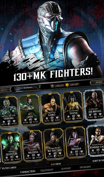 Download MORTAL KOMBAT X 2 2 0 APK + DATA (MOD enemies dont