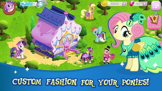Screenshot MY LITTLE PONY: Magic Princess