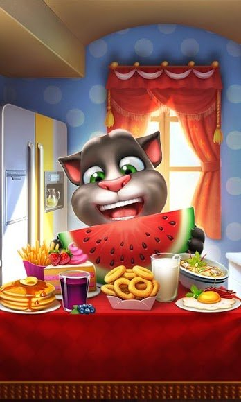 Download My Talking Tom 5 5 2 471 APK (MOD Money/Unlocked
