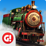 Icon Transport Empire: Steam Tycoon