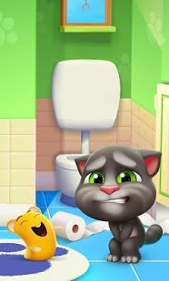 Screenshot My Talking Tom 2