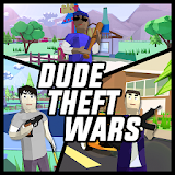 Dude Theft Wars: Open World Sandbox