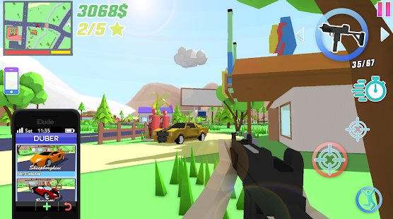 Screenshot Dude Theft Wars: Open World Sandbox