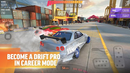 Screenshot Drift Max Pro