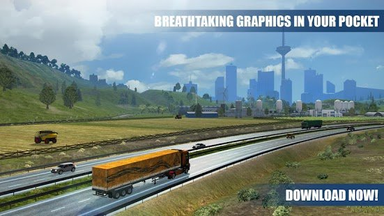 Screenshot Truck Simulator PRO Europe
