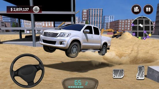 Screenshot Drive for Speed: Simulator