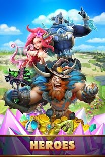 Screenshot Lords Mobile
