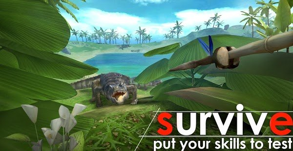 Screenshot Survival Island: EVO – Survivor building home