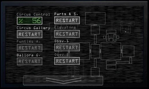 Screenshot Five Nights at Freddy's: Sister Location