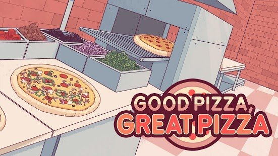 Screenshot Good Pizza, Great Pizza