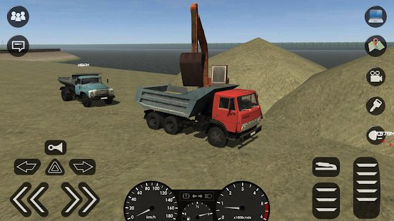 Screenshot Motor Depot