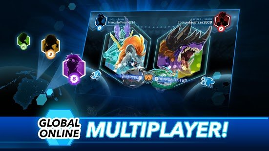 Screenshot BEYBLADE BURST app
