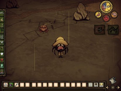 Screenshot Don't Starve: Pocket Edition