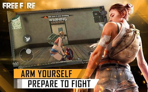 Screenshot Garena Free Fire: Rampage