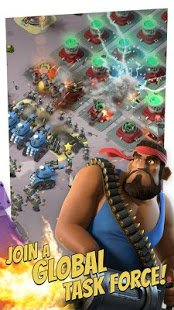 Screenshot Boom Beach