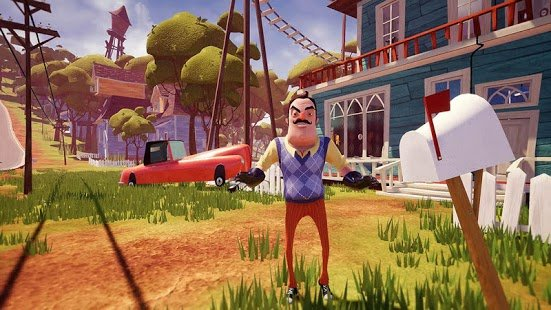 Screenshot Hello Neighbor