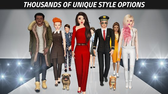 Screenshot Avakin Life