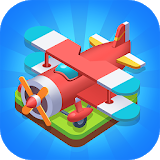 Merge Plane - Click &Idle Tycoon