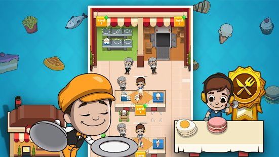 Screenshot Idle Factory Tycoon