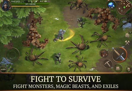 Screenshot Stormfall: Saga of Survival