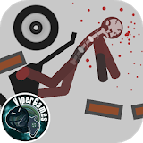 Icon Stickman Dismounting