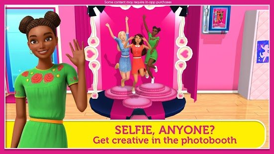Screenshot Barbie Dreamhouse Adventures