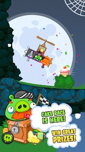 Screenshot Bad Piggies