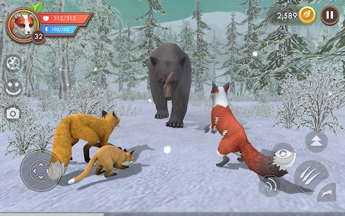 Screenshot WildCraft: Animal Sim Online 3D