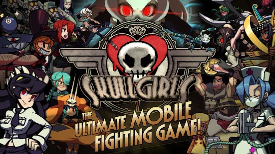 Screenshot Skullgirls