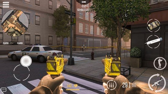 Screenshot Modern Strike Online