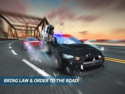 Screenshot Asphalt Nitro