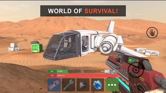 Screenshot Marsus: Survival on Mars