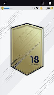 Screenshot FUT 18 PACK OPENER by PacyBits