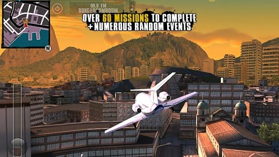 Screenshot Gangstar Rio: City of Saints