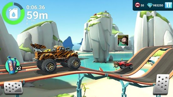 Screenshot MMX Hill Dash 2 – Offroad Truck, Car & Bike Racing