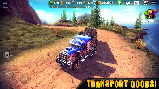 Screenshot Off The Road - OTR Open World Driving