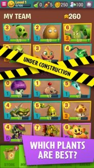 Screenshot Plants vs. Zombies 3