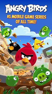 Screenshot Angry Birds Classic