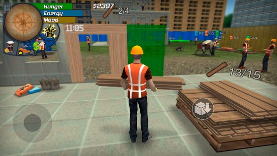 Screenshot Big City Life : Simulator