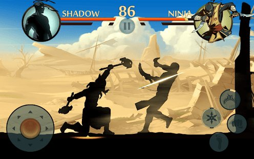 Screenshot Shadow Fight 2 Special Edition