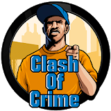 Icon Clash of Crime Mad San Andreas