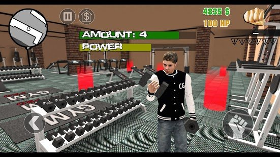 Screenshot Clash of Crime Mad San Andreas