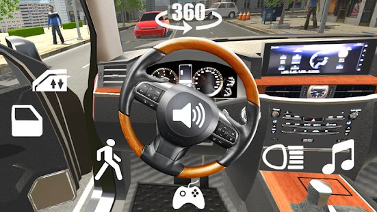 Screenshot Car Simulator 2