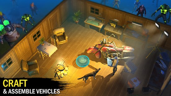 Screenshot Z Shelter Survival Games- Survive The Last Day!