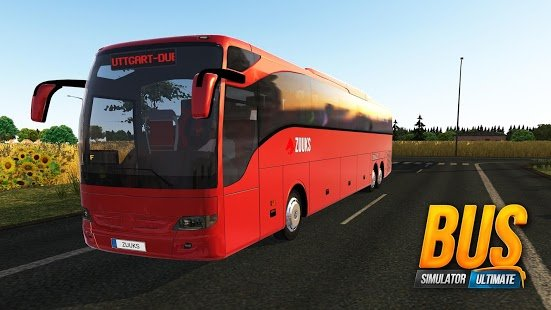 Screenshot Bus Simulator : Ultimate